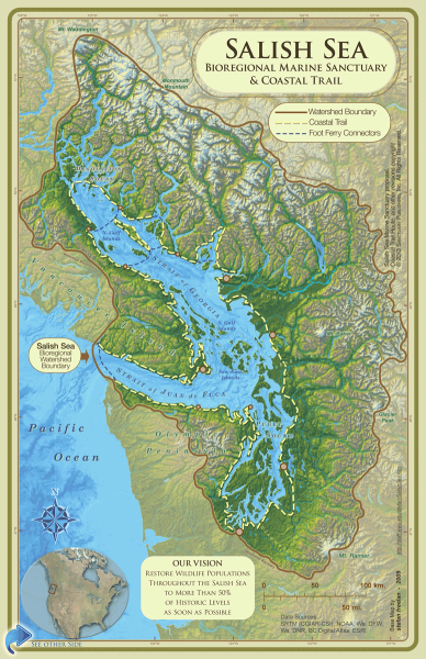 Salish Sea Vision Map